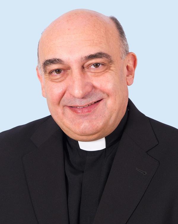 Mons. Enric Benavent Vidal.
