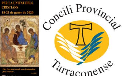 Els bisbes parlen de la Setmana de pregària per la unitat dels cristians i del 25è aniversari del Concili Provincial Tarraconense