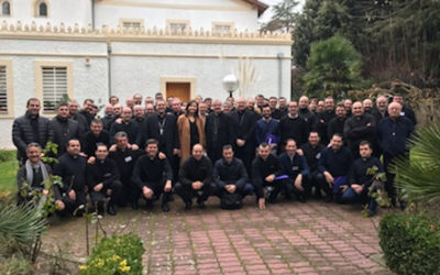 XXXIXª Trobada de Rectors i Formadors dels Seminaris Menors d'Espanya