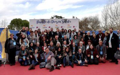 """Participació de les Diòcesis amb seu a Catalunya al Congrés de Laics """"Poble de Déu en sortida"""""""