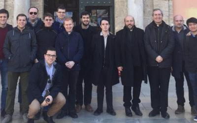 Convivència del Seminari Major Interdiocesà a València