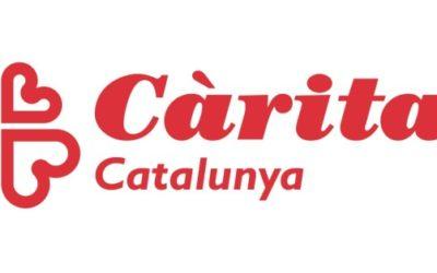 Càritas Catalunya participa en una trobada virtual amb el president Torra