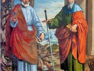 Els bisbes parlen de la solemnitat dels sants apòstols Pere i Pau