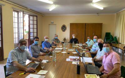 Comissió Permanent de Càritas Catalunya a La Seu d'Urgell