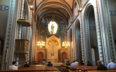 Trobada de final de curs del Seminari Major Interdiocesà de Catalunya  a La Seu d'Urgell