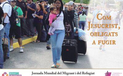 Els bisbes parlen de la Jornada Mundial de l'Emigrant i del Refugiat