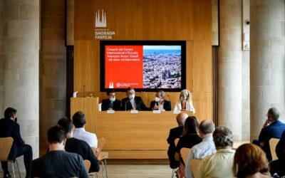 Creació del Centre d'Estudis Antoni Gaudí