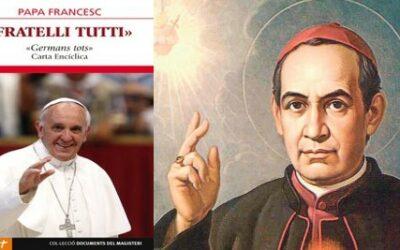 """Els bisbes parlen de sant Antoni Maria Claret i de """"Fratelli tutti"""", la nova encíclica del papa Francesc"""