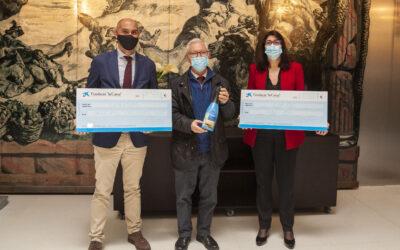 """La Confraria del Cava, la Fundació """"la Caixa"""" i CaixaBank, gràcies a la campanya """"Cava amb Cor"""", col•laboren amb prop de 32.000 € amb Càritas Catalunya"""