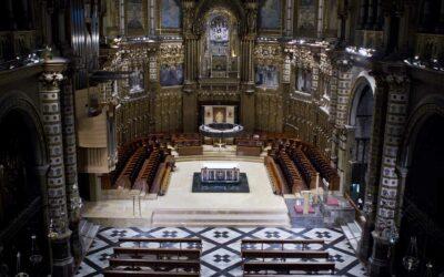 El Santuari de Montserrat, entre els 30 del món que invocaran la fi de la pandèmia