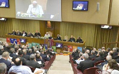 El proper Sínode dels Bisbes, convocat per al 2023, començarà a les diòcesis