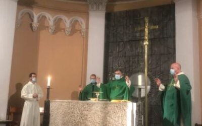 Convivència d'inici de curs del Seminari Interdiocesà