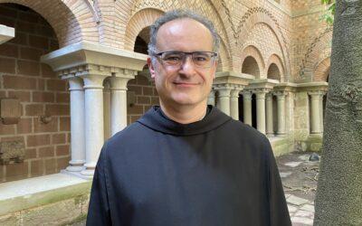 El P. Manel Gasch i Hurios, nou abat de Montserrat